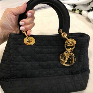 Lady Dior quilted bag